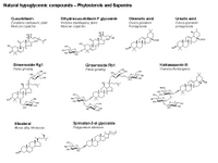 Natural hypoglycemic compounds - Phytosterols and Saponins PPT Slide